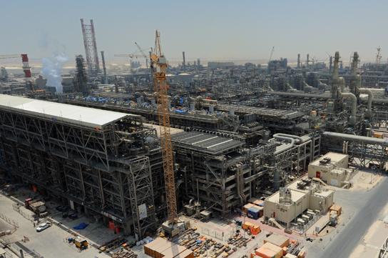 Проект Pearl в Катаре.