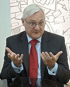 Главный исполнительный директор «Шелл» дал интервью газете «Коммерсант».