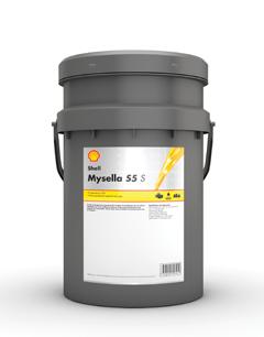 Новые допуски для Shell Mysella S5 S.